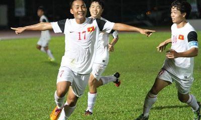 Clip: U19 Việt Nam thắng dễ U19 Myanmar 3-1