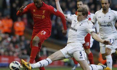Link sopcast xem trực tiếp trận Tottenham-Liverpool