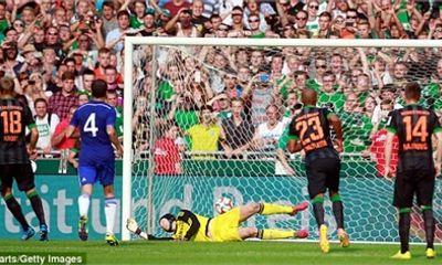 Chelsea nhận thất bại tan nát 0-3 trước Bremen