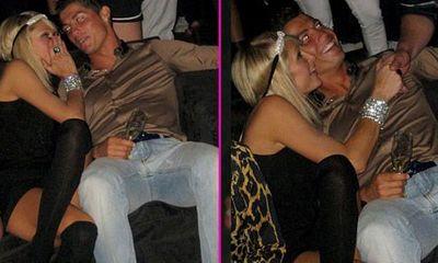 Bắt bồ nhịn sex, Ronaldo
