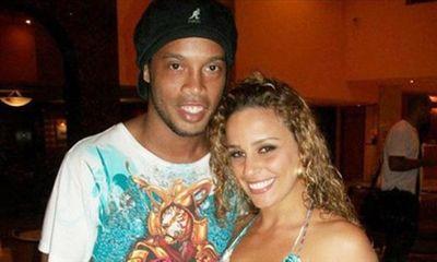 Tin chấn động: Tay chơi Ronaldinho lấy vợ xinh nhưng thất nghiệp