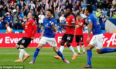 Leicester 5-3 M.U: Dẫn trước 2 bàn, M.U vẫn thua tan tác 3-5