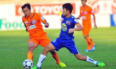 HAGL 1-0 SHB Đà Nẵng: Công Phượng kiếm penalty, HAGL thắng chật vật