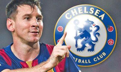 Tiết lộ hợp đồng siêu khủng của Messi đến Chelsea