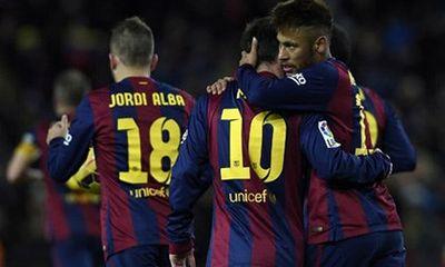 Cứu Barca thoát hiểm, Messi được thầy tán dương hết lời