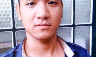 Kẻ đâm chết tài xế trốn trong bể nước khi bị công an vây bắt