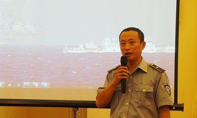 Tàu TQ đâm hỏng 27 tàu kiểm ngư VN, bị thương 15 kiểm ngư viên