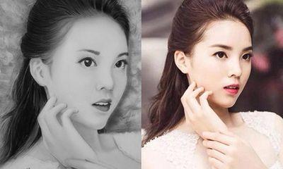 9X Bến Tre vẽ Hoa hậu Kỳ Duyên và dàn sao nổi tiếng y như thật