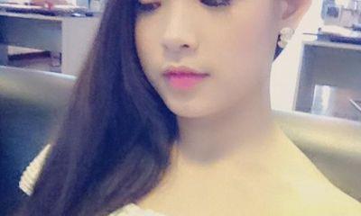 """Cựu hot girl Huyền Baby tung ảnh xinh như """"thiên thần"""""""