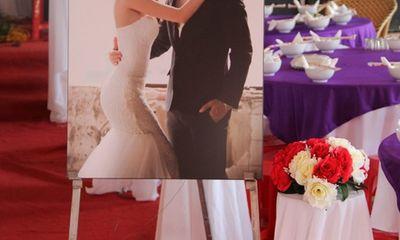 Văn Quyến và cầu thủ SLNA dự đám cưới Công Vinh-Thủy Tiên