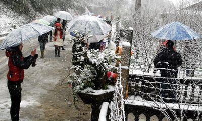 Thời tiết đêm nay và ngày mai: Sa Pa có thể đón tuyết rơi
