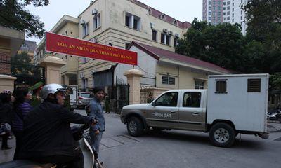 Vụ xét xử Dương Chí Dũng: Những hình ảnh nóng nhất