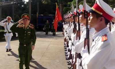 Những hình ảnh đáng nhớ về Thượng tướng Phạm Quý Ngọ (2)