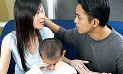 Cãi nhau trước mặt con cái: Điều tối kỵ của các bậc phụ huynh