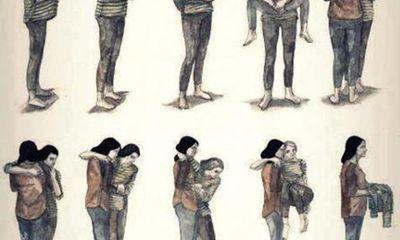 Rớt nước mắt khi nhìn thấy bức hình