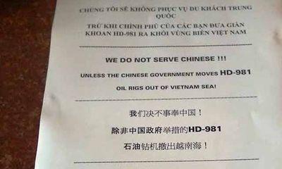 Tranh cãi vụ khách sạn Nha Trang không phục vụ người Trung Quốc