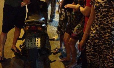 Căm phẫn kẻ cướp kéo lê cô gái 100m ở Hà Nội vì chiếc túi xách