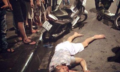 Bàng hoàng tai nạn xe máy thảm khốc tại
