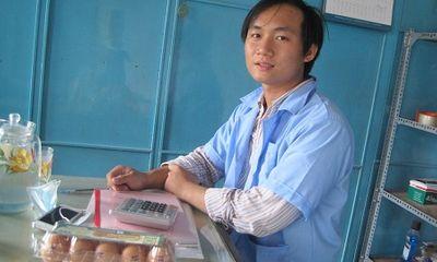 Từ chối du học Pháp, nuôi gà để lập nghiệp