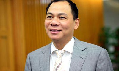 """Phạm Nhật Vượng giữ """"ngôi vương"""" tỷ phú Việt"""
