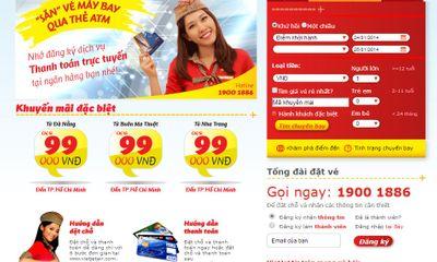 VietJet Air khuyến mãi dịp Tết Giáp Ngọ