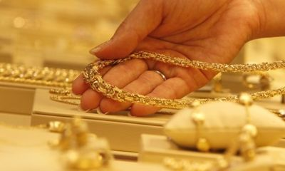 Giá vàng ngày 20/10: Vàng giảm ngay phiên đầu tuần