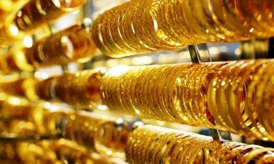 Giá vàng ngày 25/10: Vàng trong nước chững lại, thế giới vẫn giảm