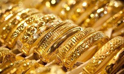 Giá vàng ngày 27/10: Đầu tuần, vàng đi ngang giữ giá