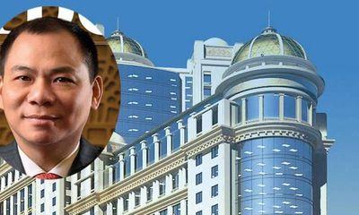 Phạm Nhật Vượng tụt hơn 100 bậc trên bảng xếp hạng của Forbes
