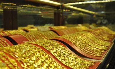 Giá vàng ngày 29/10: Vàng