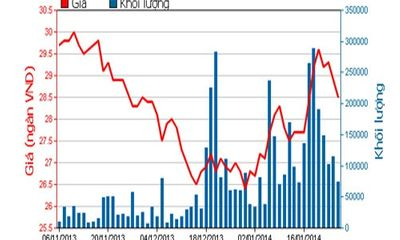 CEO Vietcombank mua 10.000 cổ phiếu VCB
