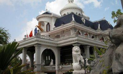 Đại gia Hải Phòng sở hữu lâu đài Châu Âu sang trọng