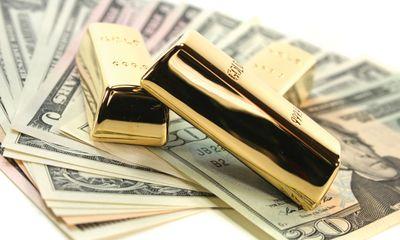 Vàng trong nước tăng giá trở lại ở mức 36,6 triệu đồng/lượng