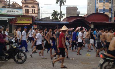 Xem học viên cai nghiện trốn trại, diễu phố ở Hải Phòng