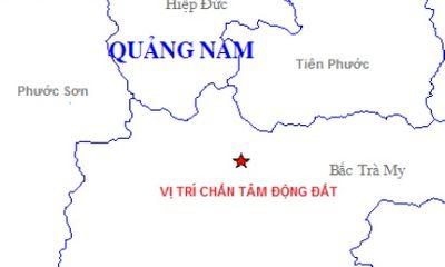 Thủy điện Sông Tranh 2 xảy ra 2 vụ động đất trong dịp Tết