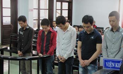 Nhóm tuổi teen gây hàng loạt vụ cướp giật lãnh án