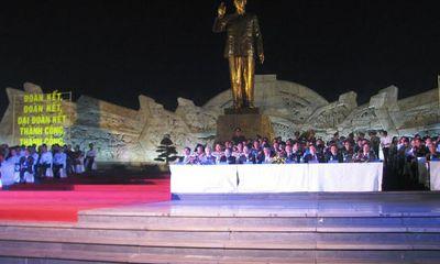Tây Nguyên - Lễ kỷ niệm 40 năm ngày giải phóng tỉnh Gia Lai