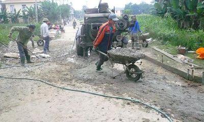Miền Trung - Nỗ lực xây dựng nông thôn mới ở một xã vùng núi Hà Tĩnh