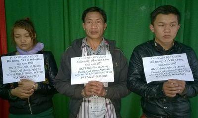 Giải cứu thành công hai thiếu nữ bị bán sang Trung Quốc