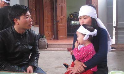 Vụ sập giàn giáo ở Hà Tĩnh: Xót thương cảnh mẹ già con thơ