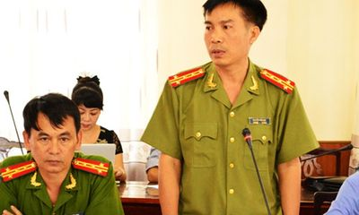 Tây Nguyên - Cách chức thiếu tá công an rút súng dọa người tại Đắk Lắk
