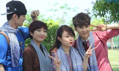 Như Quỳnh, Thái Trinh được mai mối với trai đẹp Hàn Quốc