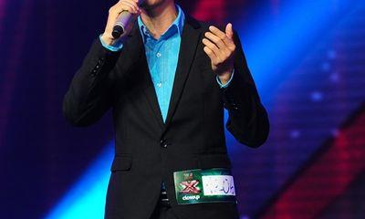 Thí sinh gây sốt X-Factor Trần Quang Đại: Mê nhạc bị người yêu bỏ