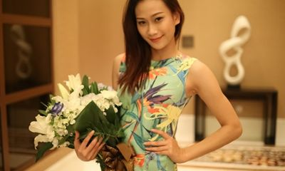 Hoa hậu Đại dương: Vân Quỳnh đoạt giải The Grand Beauty