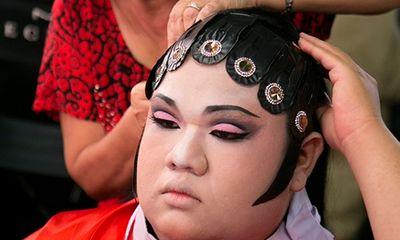 Gương mặt thân quen: Minh Thuận làm con dâu Vương Khang