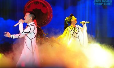 Nhìn lại những hình ảnh của Hà Duy - Hoàng Yến trong Cặp đôi hoàn hảo 2014