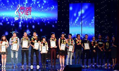 Hình ảnh đáng nhớ trong Chung kết Bài hát Việt 2014