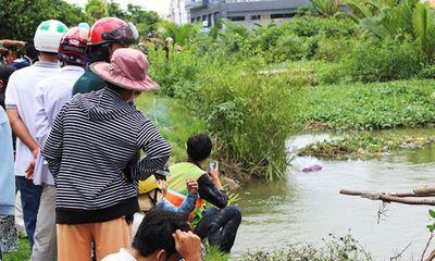 TP HCM: Phát hiện xác phụ nữ nổi trên rạch nước