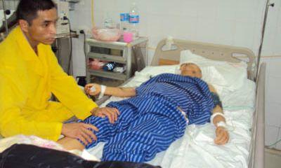 Dùng chày đập chết con gái 4 tuổi, đánh mẹ đẻ vỡ xương sọ