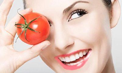 Lợi ích đáng ngạc nhiên của cà chua cho da